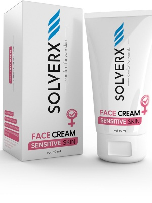Sensitive Skin Woman Face Cream